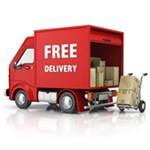 Free Delivery Dropdown Image