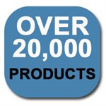 Over 20000 Products Dropdown Image