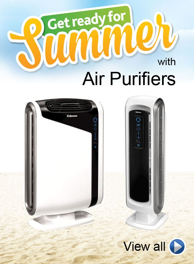 Get Ready for Summer with Air Purifiers