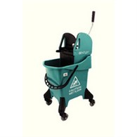 Bentley Mobile Mopping Unit Green 31 Litre HRMB31/G - CX06294