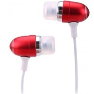 TDK MC300 Red In-Ear Headphones t61825 - 101-2376