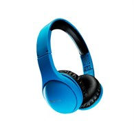 Boompods Blue Wired Headpods HPBLU - 101-4955