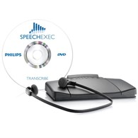 Philips 7177 Speech Executive Digital Transcription Kit - 138-8247