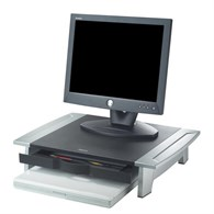 Fellowes Office Suites Standard Monitor Riser Black/Grey - 177-6237