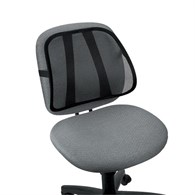 Fellowes Office Suites Mesh Back Support Black/Grey 8036501 - 182-4723