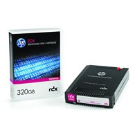 HP Rdx Removable Disk Cartridge 320Gb Q2041A  - 799-3818