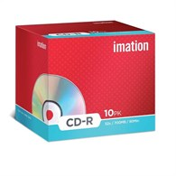 Imation CD-R 80 Min 700MB [10 Pack] 18644 - 18644