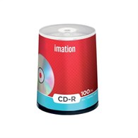 Imation 18648 CD-R 80Min/700MB [Spindle of 100] 18648 - 15706