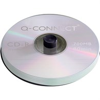 Q-Connect CD-R 700Mb/80minutes Spindle Pack of 50 KF00421 - 184-5296