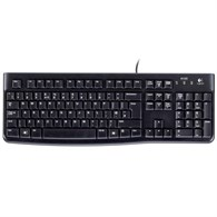 Logitech K120 Business Keyboard Black 920-002524  - 797-8242