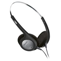 Philips Walkman-Style Stereo Head phones LFH2236/00 - 487-7145