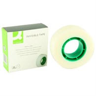 Q Connect Invisible Tape 19mmx 33m KF02164 Clear Tape - 1710148
