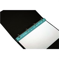 Helix Ring binder Ruler 12 Inch Clear L25025 - 811-2152