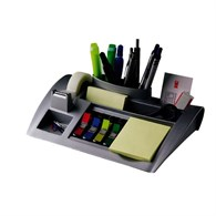 Post It Notes, Index /Magic Tape Organiser Silver C50 - 6758484