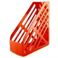 Q-Connect Magazine Rack Red - 5973169
