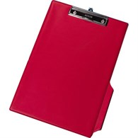 Q-Connect PVC Clipboard Foolscap/A4 Red - 278-9769