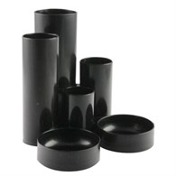 Q-Connect Tube Tidy Black - 7284288