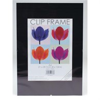 Frame A4 Clip Frame with Plastic - 7335389