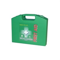 Wallace Green Box [50 Person] First Aid Kit 1002335 - 113-2743