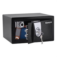Sentry Small Key Lock Security Safe Black X031 - 268-2865