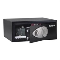 Sentry Medium Laptop Size Electronic Lock Safe Black X075 - 268-3182