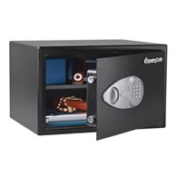 Sentry Pre Laptop Size Electronic Lo ck Safe Black X125 - 268-3291