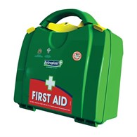 Wallace Cameron Large First Aid Kit Green 1002657 - 842-5476