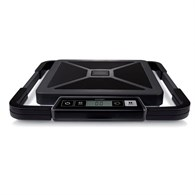 Dymo S50 Shipping Scale 50kg UK Black S0929050  - 834-4938
