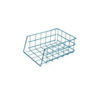 Universal Large Capacity Stacking Wire Tray Blue 582003 - 123-3648