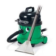 George Vacuum Cleaner Green/Black GVE370  - 842-4548