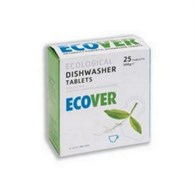 Ecover Dishwasher Tablets [25 Pack] CPD00154 - 163-9149