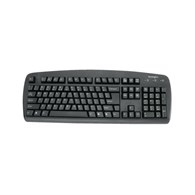 Kensington Value keyboard Black USB/PS2 Connectivity 1500109 - 2788594