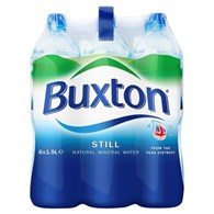 Buxton Still Water 1.5 Litre [6 Pack] 12020136  - 478-4795