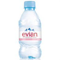 Danone Evian Mineral Water 33cl [Pack of 24] DW06301  - 644-6934