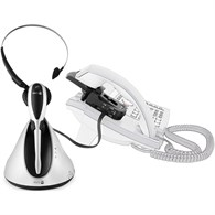 Doro HS1910 Wireless Headset With Lifter DRO05290 - 623-8597