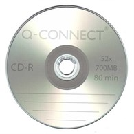 Q-Connect DVD-R Cakebox Pack of 50 KF15419 - 892-1341