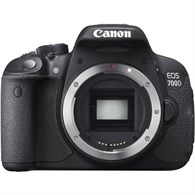 Canon Eos 700D Black Camera 8596B014 - 101-2715
