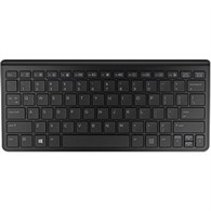HP Slim Bluetooth Keyboard Black - 101-1064