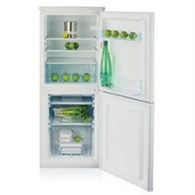 Alpine 50cm Free Standing Fridge Freezer White F1350APW - PIK05071