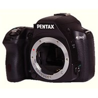 Pentax Black K-50 Digital SLR Camera Body Only 10882 - PTX23310