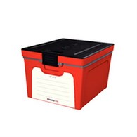 Sentry Guardian Storage Box Red - SG01812